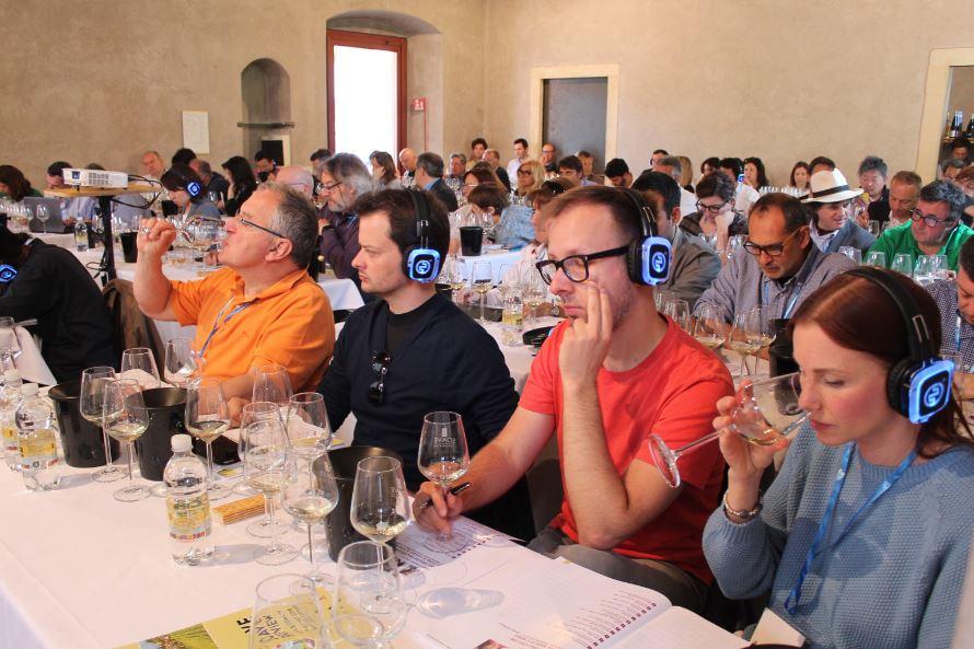 Degustazione Soave Preview Itaca Viticulture