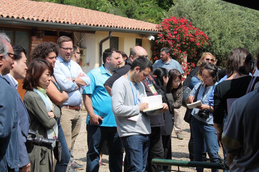 Giornalisti Itaca da Coffele Soave Preview