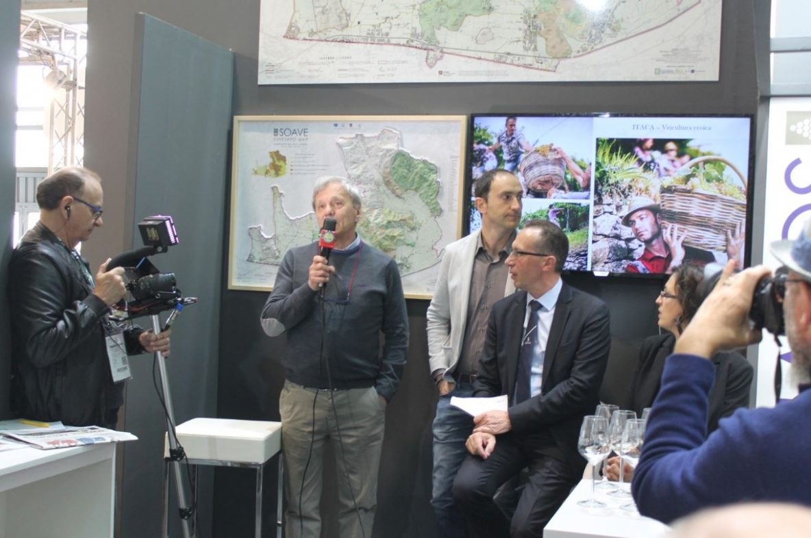 Itaca viticultura eroica a Vinitaly